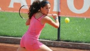 Шиникова загуби финала на двойки в Тунис