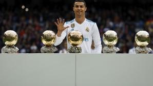 Кристиано настоява за най-голямата футболна заплата