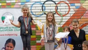 YASV Коледен турнир за деца по лека атлетика