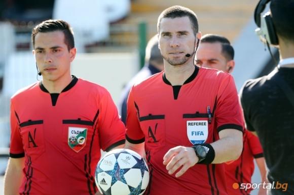 Решават в четвъртък за съдийските грешки на ЦСКА-София - Лудогорец