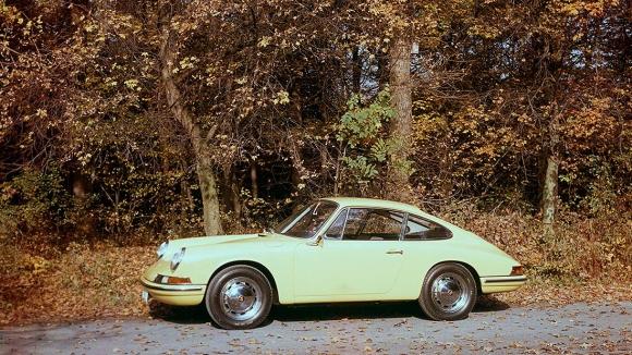 Раждането на една икона: от Porsche 754, през 901, до 911