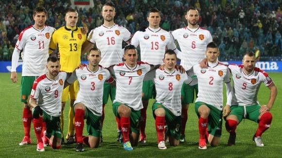 България завърши годината в топ 50 на ранглистата на ФИФА