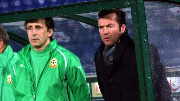 България ме отказа от треньорството, обяви Матеус