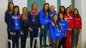 """КПС """"Астери"""" отново оглавиха класирането по медали"""