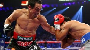 Маркес отказал $100 мил. за пети бой с Пакяо