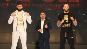 Топалски се контузи на мач в Чечня
