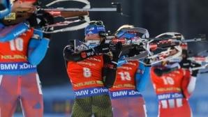 Евроспорт представя особеностите на биатлона с помощта на увеличена реалност