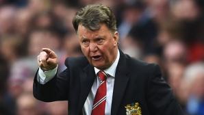Ван Гаал би се върнал единствено в Англия, за да се изправи срещу Ман Юнайтед