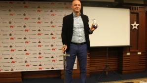 Рефер №1 на България впечатлен от съдийството на ЦСКА-София - Лудогорец