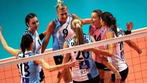 Силна Ели Василева с 17 точки, Динамо (Казан) с 8-а поредна победа в Суперлигата на Русия
