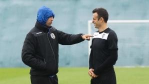 Изхвърлиха треньора, за когото Бербатов каза, че не разбира