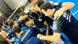 Бранимир Грозданов с 14 точки за 4-а победа на Сет