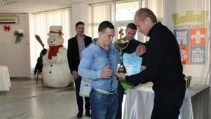 Августин Спасов е спортист на годината в Кюстендил