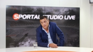 Стойне Манолов: Засега си имаме треньор