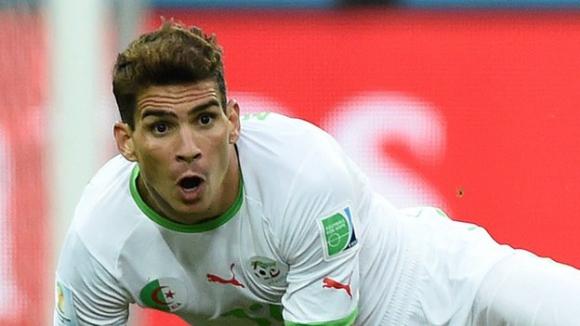 Алжир без капитана си за Купата на африканските нации