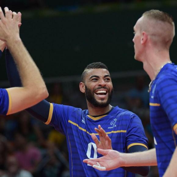 Избраха Ървин Нгапет за волейболист №1 в света
