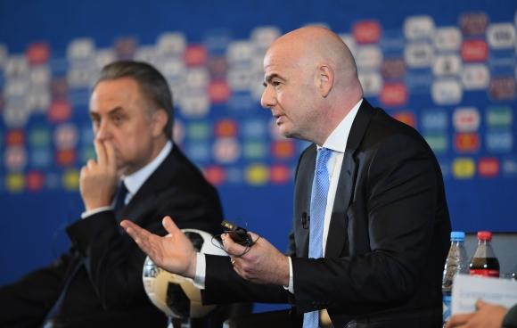 От ФИФА са съгласни с оставката на Виталий Мутко
