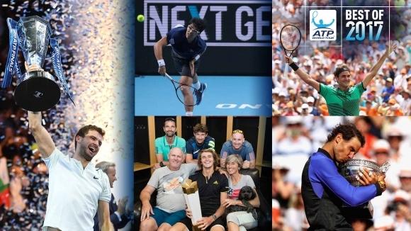 Тенис годината в цифри