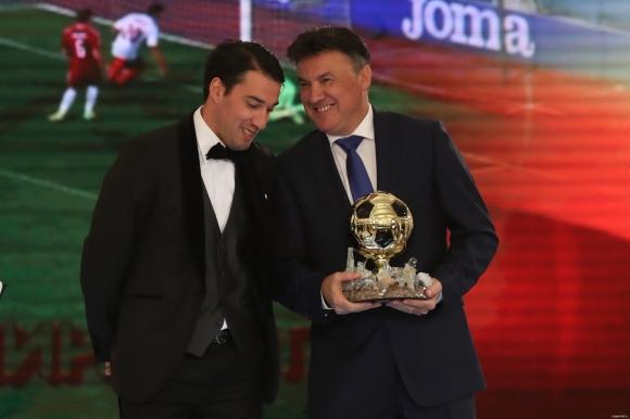 """Церемонията за """"Футболист на годината"""" ще се излъчи на живо в Sportal.bg и Sportal TV"""