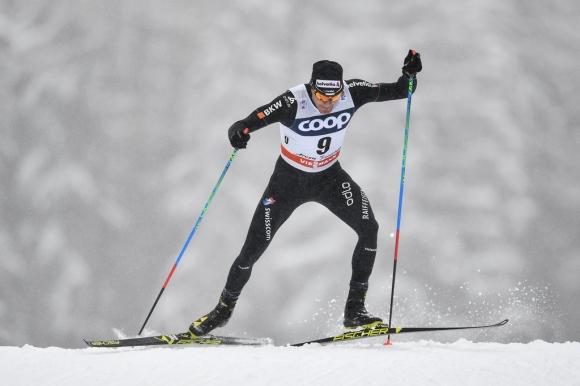 """Дарио Колоня триумфира във втория етап на """"Тур дьо ски"""""""