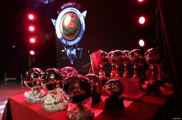 """Всички призове за """"Футболист на годината"""" - """"червените"""" с най-много награди, Лудогорец с една"""