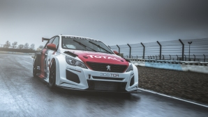Peugeot 308TCR излиза на международната сцена