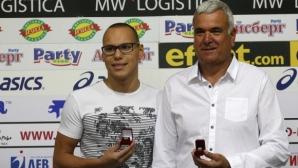 Николай Вакареев: Антъни получи уважение след осмото място на Световното