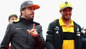 Карлос Сайнц може да партнира на Алонсо в Инди 500