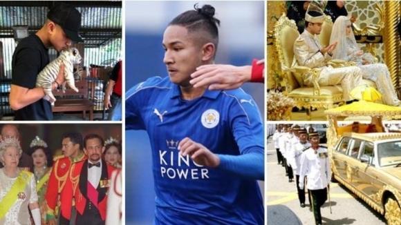 Запознайте се с най-богатия футболист на света