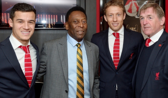 Пеле иска най-доброто от Коутиньо на Мондиал 2018