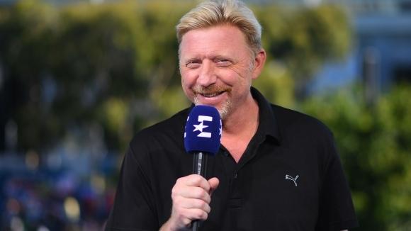Борис Бекер за Sportal.bg: Григор е шокиращо талантлив, не виждам защо да спира прогреса си