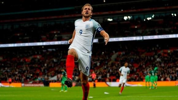 Англия ще играе контроли с Нигерия и Коста Рика преди Мондиал 2018