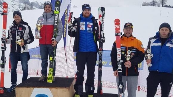 Алберт Попов с първа победа за 2018 година