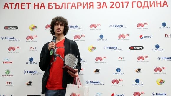 Тихомир Иванов: Винаги съм искал да скачам добре на големите форуми