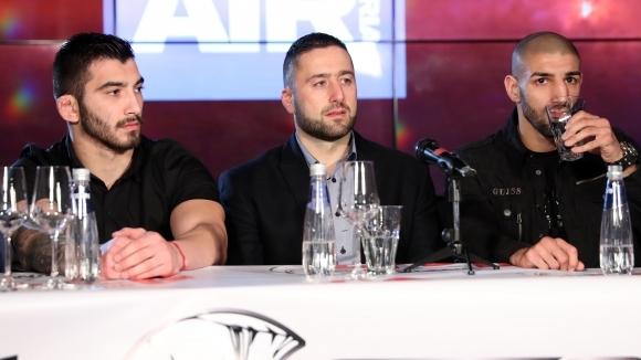 Организаторът на SFC  6: Радвам се, че Дани Златков направи такъв фурор
