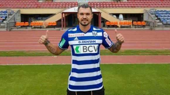 Треньорът на Анортозис се колебае за Божинов
