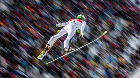 Зографски не успя да премине квалификациите по ски-полети в Австрия