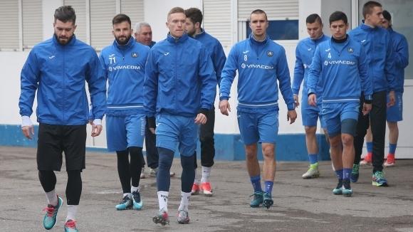 "Изненада: ""Меси"" тренира с Левски в Малта (видео)"