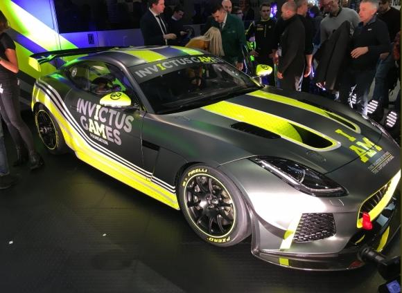 Това е първият състезателен Jaguar GT за последните 50 години
