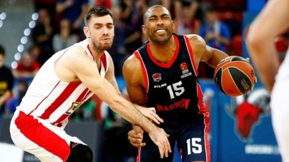 Саски Баскония победи Олимпиакос в Евролигата