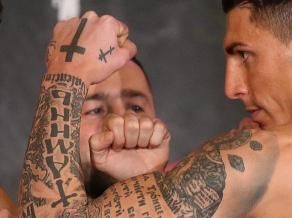 Колко татуировки има БГ Роналдо? (видео + галерия)