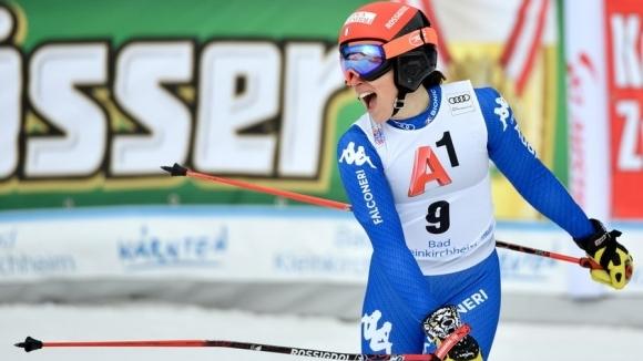 Бриньоне спечели старта от Световната купа в Австрия