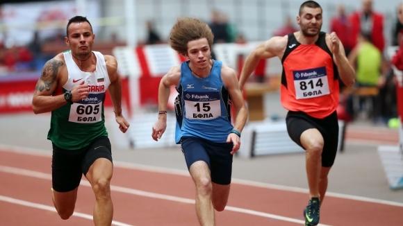 Веселин Живков подобри 29-годишен рекорд на 60 метра