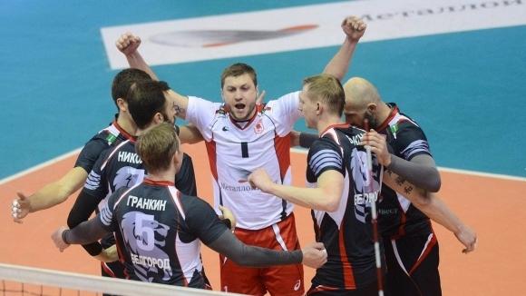 Николай Николов и Белогорие нанесоха 9-а загуба за Пламен Константинов и Локо (Новосибирск) в Русия
