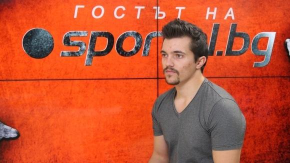 Отпадане на Алберт Попов в Австрия