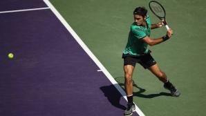 """Евроспорт анализира еволюцията в бекхенда на Федерер в новия епизод на """"Спортът отблизо"""""""