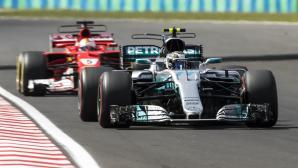 Волф: Гледаме сериозно на Ферари, Ред Бул, Макларън и Рено
