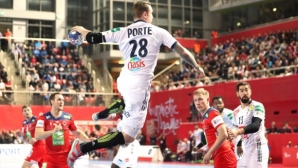 """Франция показа защо е световен шампион в страхотен сблъсък срещу """"викингите"""" (видео)"""