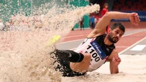 Момчил Караилиев откри сезона с 16.39 метра