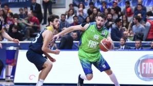 Калоян Иванов с 11 точки при загуба на Петким